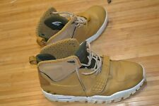 Nike Air Trainer SC 2 Boots Strap High Tops Wheat Men's Sz 14 805891-700 Rare!