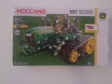 Meccano Engeneering & Robotics 9RT Series Tractor John Deere