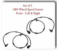 2 ABS Wheel Speed Sensor Front Left&Right For 4WD Dodge Ram 2500 3500 2000-2002