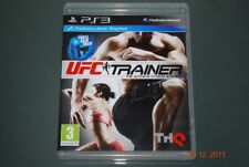 Ufc Personal Trainer PS3 Playstation 3 (mover requerido) ** GRATIS UK FRANQUEO **