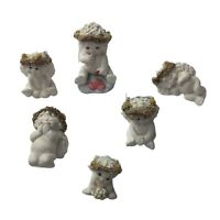Dreamsicles figurines Lot of 6