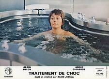 ANNIE GIRARDOT  TRAITEMENT DE CHOC 1973 PHOTO D'EXPLOITATION #7