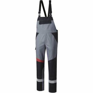 Men Flame Retardant Bib&Brace Overalls 5-Safety Protective Workwear,MEDIUM GB40L