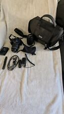 Nikon D D3100 14.2Mp Digital Slr Camera - Black Kit with accessories.