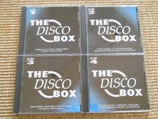 THE DISCO BOX 4 CD Set