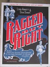 BOOK: RAGGED BUT RIGHT--Traveling Shows, Coon Songs, Pathway to Blues & Jazz