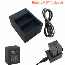 USB Battery Charger for GoPro Hero3 AHDBT-301 GoPro Hero3+ AHDBT-302 AHDBT-201