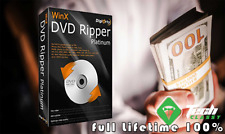 WINX DVD ripper platinum Portable full Lifetime 100% Instant delivery download