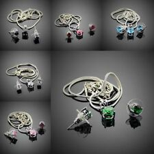 Modeschmuck-Halsketten & -Anhänger mit Cubic Zirkonia-Legierung-Thema