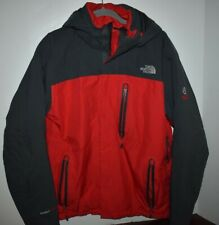 THE NORTH FACE Red/Gray PRIMALOFT Plasma Thermal Jacket Size L