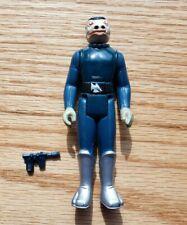 Vintage Star Wars Blue Snaggletooth NO DENT Complete Kenner 1978