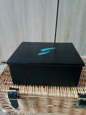 New Black Wooden Jewellery Box Handcrafted