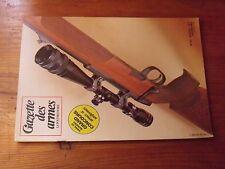 $$$ Revue Gazette des armes N°101 FM BrenSteyr-MannlicherLagunariMutzig