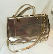 Charles and Keith Silverbag two ways golden ware, great condition
