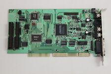 REVEAL 21-008-013 ISA SOUNDCARD V1.10 FCC ID JZ5SC-60G WITH WARRANTY