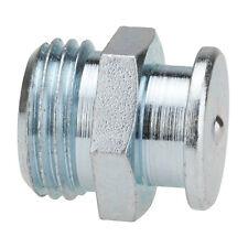 """G 3/8"""" [10 Stück] DIN 3404 Ø16mm Flachschmiernippel Stahl verzinkt"""