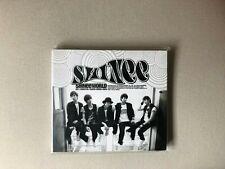 SHINee - Shinee World (Version B) album CD Photobook - The First Album