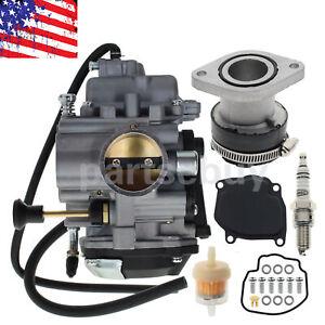 All Balls Carburetor Rebuild Kit Yamaha YFM250X Bear Tracker 2WD 1999-2004