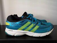 Mens Adidas Falcon Elite Blue Running Fitness Trainers - UK 12