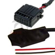 AUX IN Bluetooth Adapter Kabel für Ford Focus Fiesta Mondeo Ka Radio Handy Navi