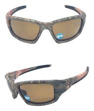 0bc4a8bbbd NEW Oakley Valve sunglasses Woodland Camo Bronze Polarized 9236-25  AUTHENTIC NIB