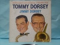 Tommy Dorsey & His Orchestra Featuring Jimmy Dorsey_Sentimental And Swinging_LP
