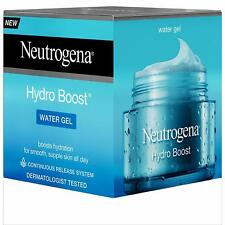 2x Neutrogena Hydro Boost Water GEL Moisturiser 50ml X2
