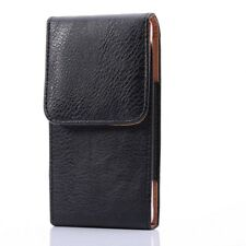 Leather Holster Belt Clip Carrying Case Cover For iPhone 11 12 Pro Max Xs XR 8+