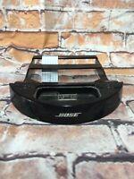 Black Bose SoundDock Series 1 278233 277901 Ribbon w/ dock base Attachment