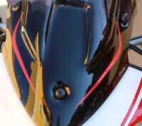 "Adesivi per plexi Pikes Peak - Moto Ducati Multistrada 1200 ""V287"""