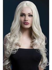 Rhianne Wig Blonde Adult Halloween Cristmas Womens Sexy Look Accessorie by Fever