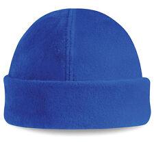 Bonnet BLEU POLAIRE SPORT EXTREME SKI fashion marque Beechfield mixte