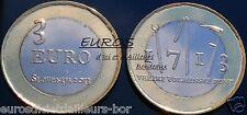 Pièce 3 euros SLOVENIE  2013 - 300ème anniversaire insurrection Tolomin - Neuve