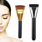 Hot Professional Cosmetic Flat Contour Brush Face Blend Foundation Makeup Brush