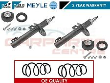 FOR SKODA FABIA COMBI ROOMSTER PRAKTIK FRONT SHOCK ABSORBERS SPRINGS MOUNTS