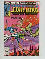 """MARVEL SPOTLIGHT V2 #7  VF/NM 9.0  """"STAR-LORD"""""""