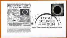 Great American Eclipse of 1918. Total Solar Eclipse of the Sun FDC