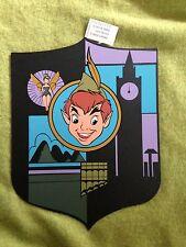 Tin Sign Disney Peter Pan  Tinker Bell  LE 1500