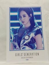 SNSD GIRLS GENERATION YURI GALAXY SUPERNOVA OFFICIAL JAPAN POSTCARD/PHOTOCARD