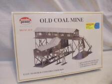 NEW Sealed Model Power HO Scale Old Coal Mine No. 316 w/ 7pc Signal Bridge NIB
