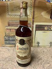 Liquore Sambuca Al Caffè Anni 60 Bertolli 1lt 40% S
