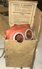 WW2 Mickey Mouse Gas Mask Boxed VGC