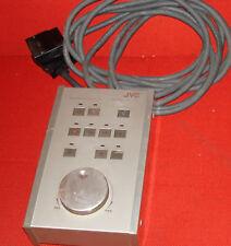 JVC RM-70U Remote Control Unit Plus Cable!