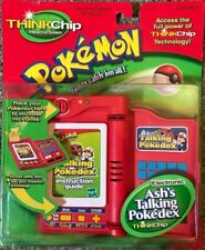 Pokemon Ash's Electronic Talking Pokedex Thinkchip Train Your Figures! (MOC)