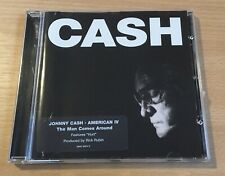 JOHNNY CASH - AMERICAN IV The Man Comes Around CD Excellent