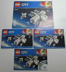 Lego City 60227 Instruction Manual Only -New
