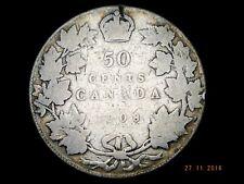 1908 - Canadian 50 cent - Un-Graded