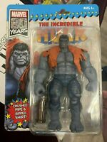 "2019 Marvel Legends 6"" Grey Incredible Hulk Action Figure CONVENTION Exclusive"