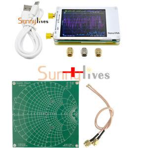 RF Demo Kit For NanoVNA RF Test board Vector Network Test Filter Attenuator