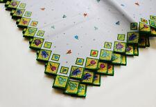 Die Cut Printed Tissue Paper - Flowers Print